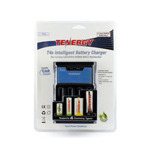 Tenergy T4 Intelligent 50/60Hz Charger