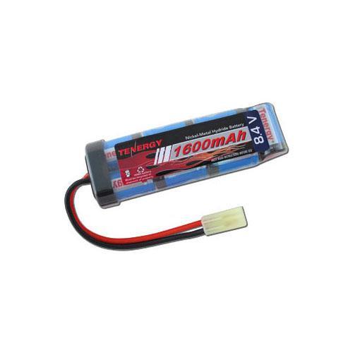 8.4v 1600mAh Mini Flat Style Battery