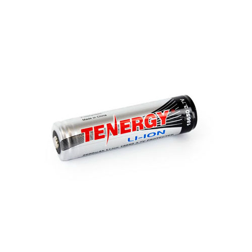 Tenergy 2600mAH Protected Button Top Battery