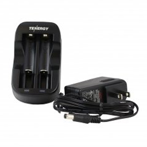 Tenergy RCR123A Lithium-Ion Smart Charger