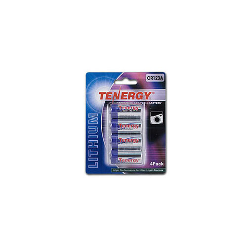 Tenergy 1400mAH Propel Lithium Battery - 4 Pack