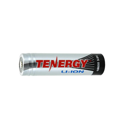 Tenergy 3400mAh Protected Button Top Battery