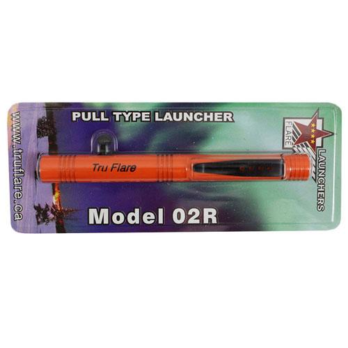 Tru Flare Pull-Type Pen Launcher