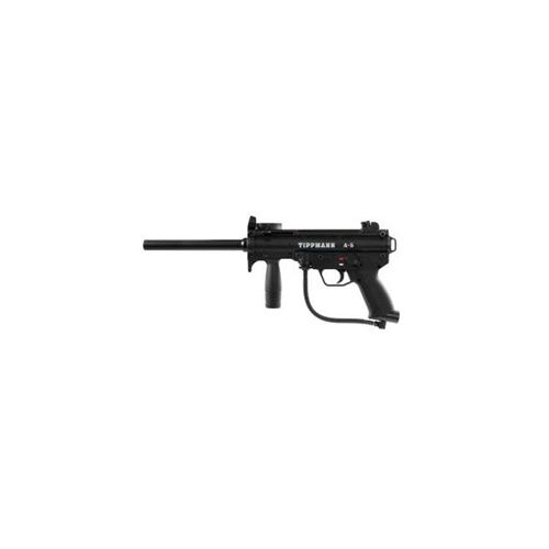 Tippmann A5 With Response Paintball Gun Marker