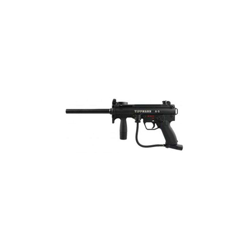 Tippmann A5 Paintball Gun With Selector Switch E-Grip