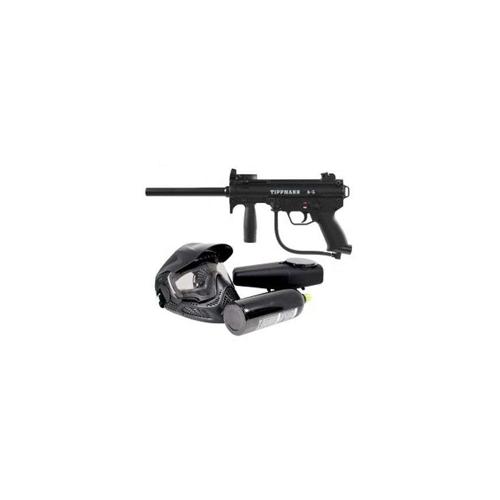 Tippmann A5 Power Pack Paintball Gun Package