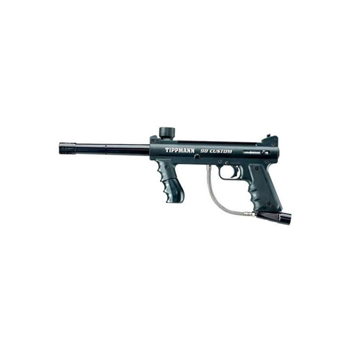 Tippmann Black 98 Custom PS ACT Platinum Paintball Gun