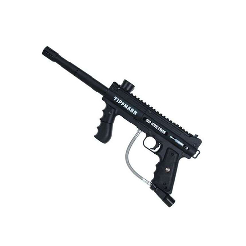 Tippmann 98 Custom PS ACT Response Platinum Paintball Gun