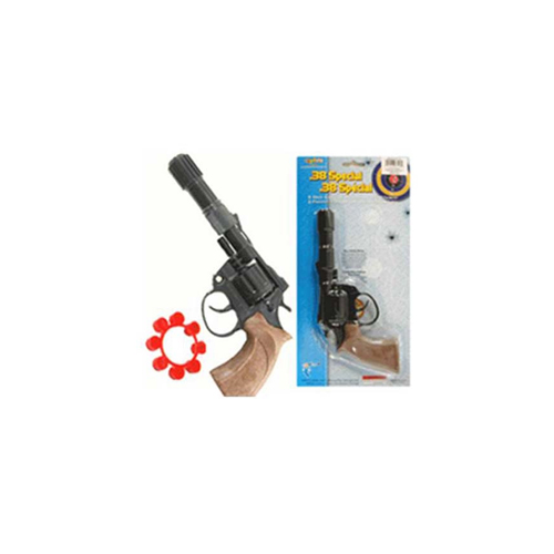 8.38 Special 8 Shot Cap Gun