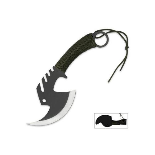 United Cutlery Apocalypse Survivor Throwing Axe and Sheath