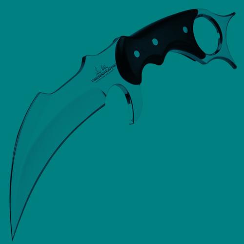5Cr15MoV Steel Karambit Knife w/ Sheath