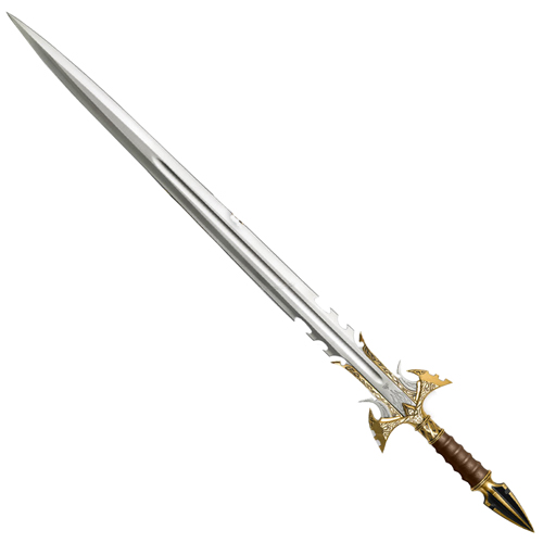 Kit Rae Sedethul Sword Gold Edition