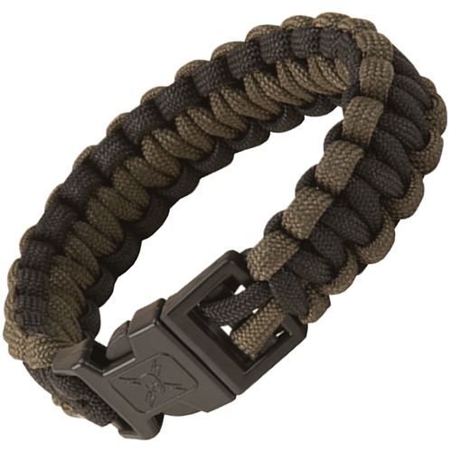 United Cutlery Elite Forces Survival  Olive Drab Green Bracelet