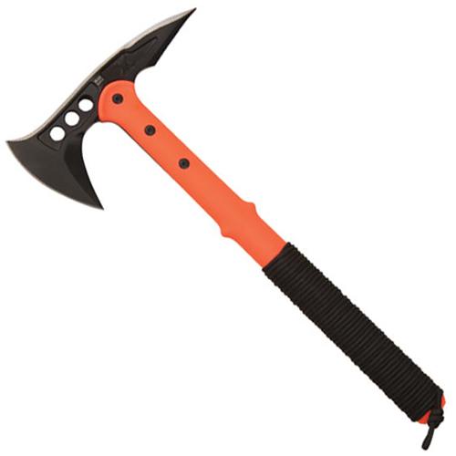 United Cutlery M48 Kommando Survival Rescue Orange Axe