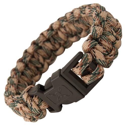 United Cutlery Elite Forces Paracord Tan Camo Bracelet