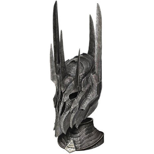United Cutlery Lotr Helm Of Sauron With Stand