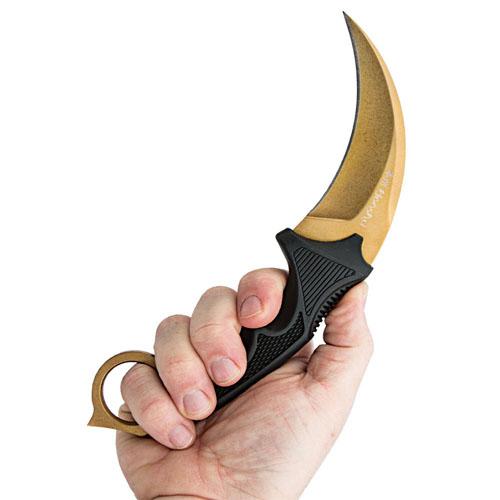 Honshu Karambit Combat Blade w/ Harness