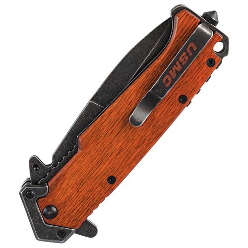 USMC Beachhead Spring-Assisted Folding Knife