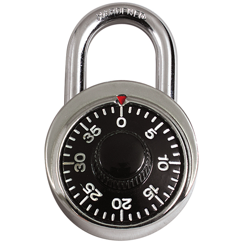 Combination Steel Lock