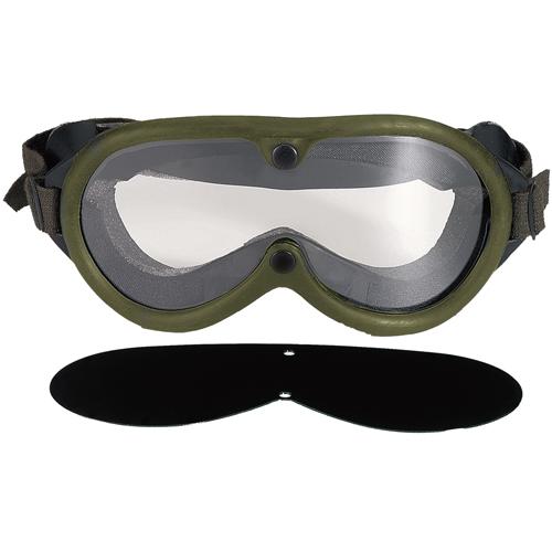 GI Type Sun Wind & Dust Goggles