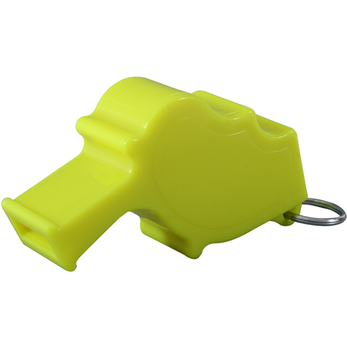 Storm Safety Yellow Whistle