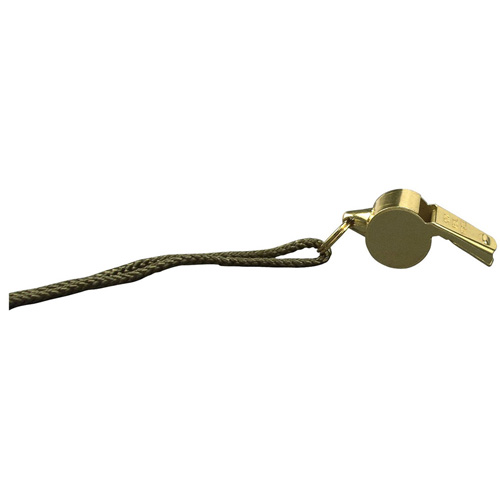 GI Style 30 Inch Police Whistle
