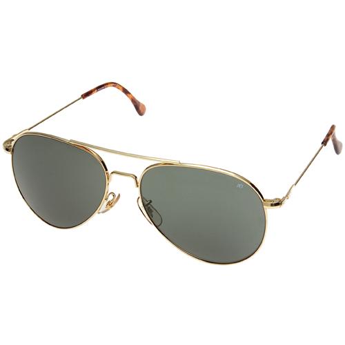 American Optical General Gold Sunglasses