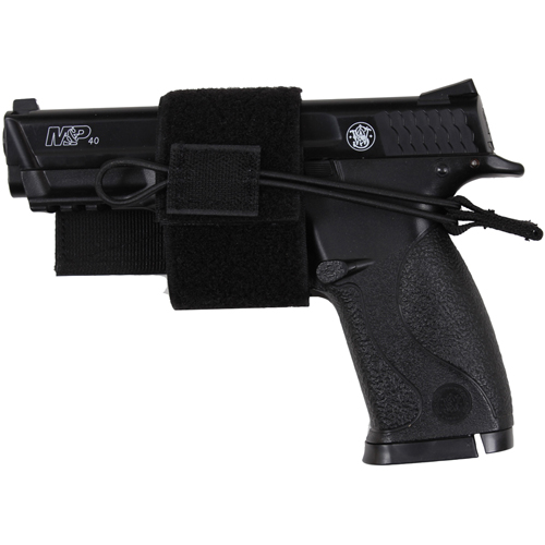 Universal Hook And Loop Holster