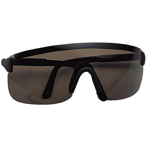 Single Polycarbonate Lens Sports Glasses