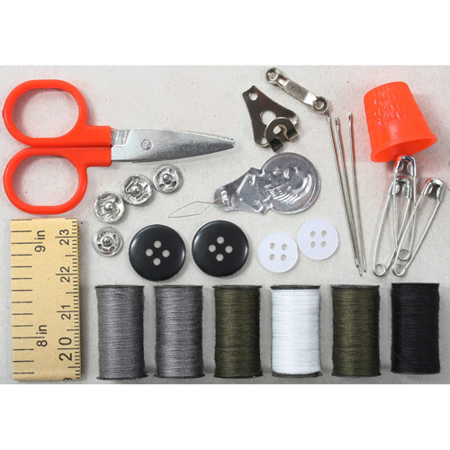 GI Style Sewing Kit