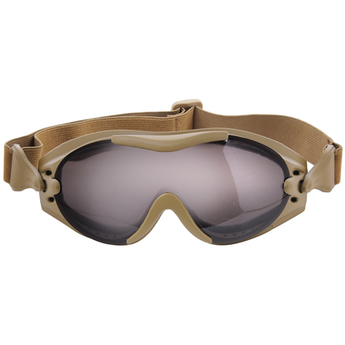 Swat Tec Single Lens Tactical Goggle