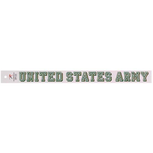 United States Army Decal