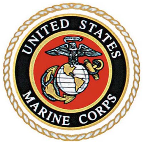 U.S. Marine Corps Seal Decal