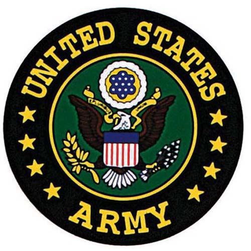 U.S. Army Seal Decal