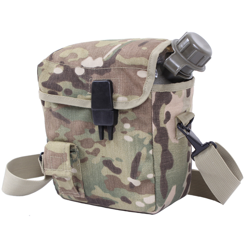 Molle 2 QT. Bladder Canteen Cover