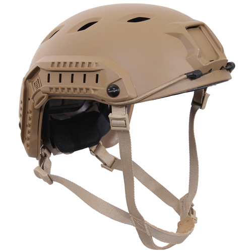 Advanced Tactical Adjustable Airsoft Helmet