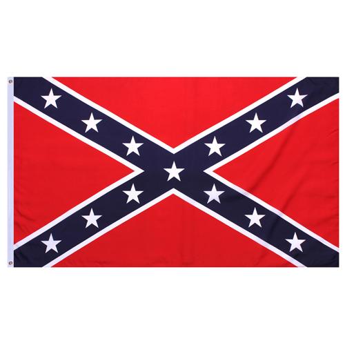 Confederate 2 Inch X 3 Inch Flags