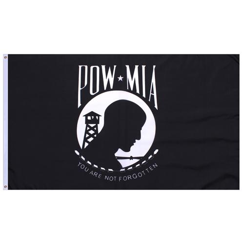 Powmia Flags