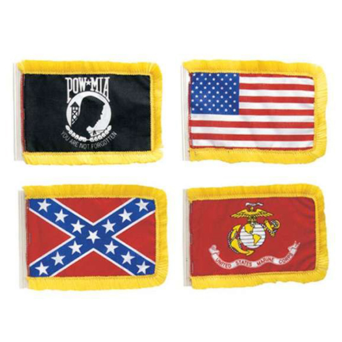 Antenna Marines Flags