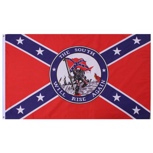 South Will Rise Again Flag