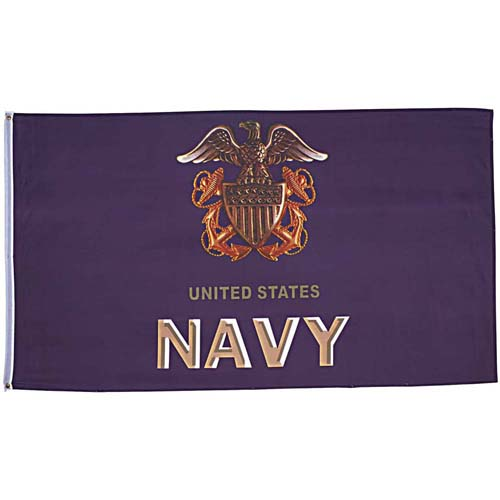 U.S. Navy Anchor Flag