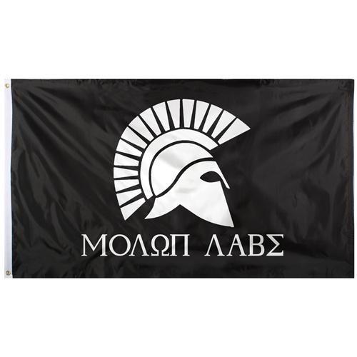 Molon 3 Feet X 5 Feet Labe Flag