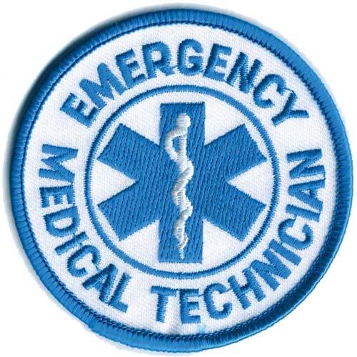 Round EMT Patch