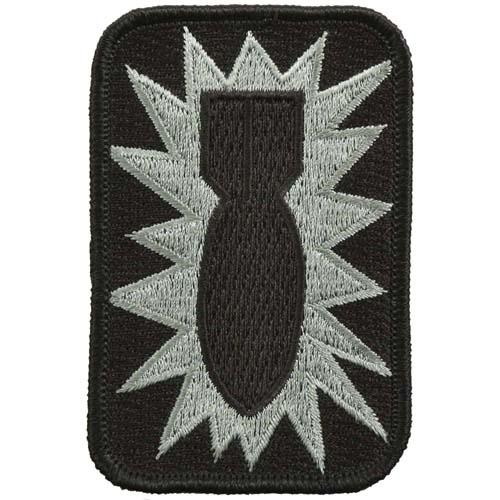52Nd Ordnance Group Bomb Morale Patch