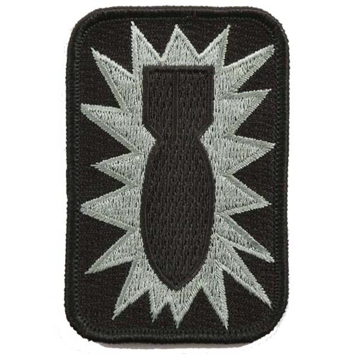 Bomb Patch