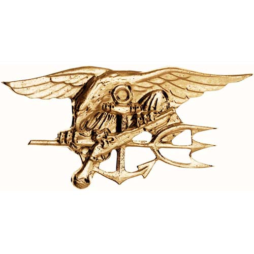 Navy Seals Pin