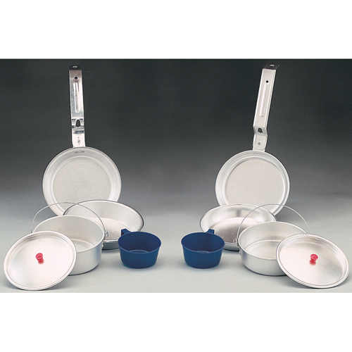 Deluxe 5 Piece Mess Kit