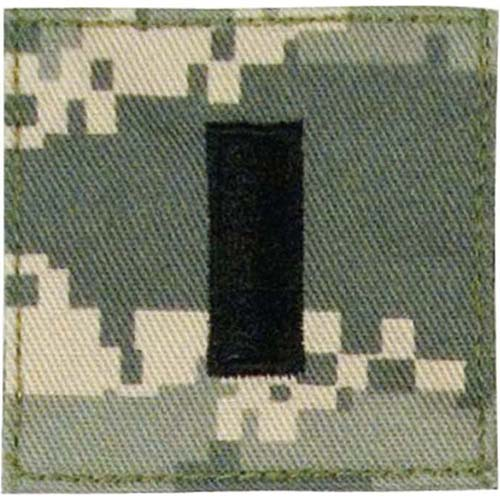 Official U.S. Made Embroidered Rank 1St Lieutenant Insignia