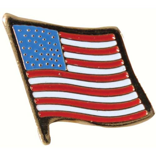 U.S. Flag Pin