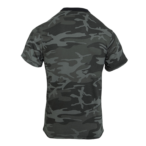 Colored Camo Mens T-Shirts